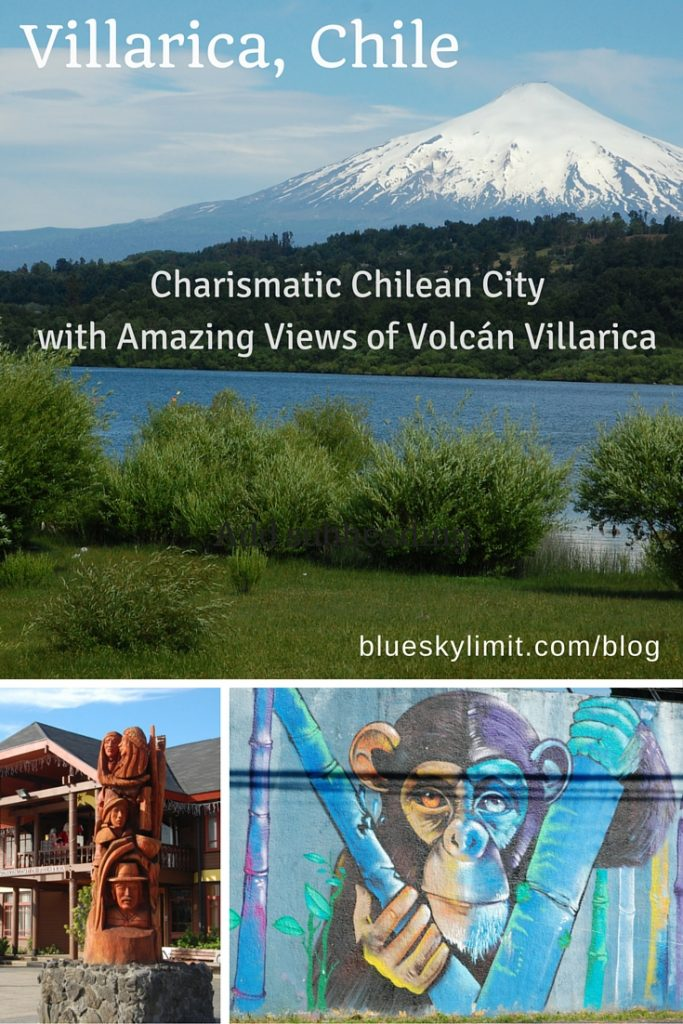 Villarica, Chile - Charismatic Chilean City with Amazing Views of Volcán Villarica